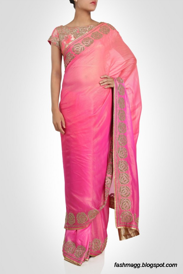 Beautiful-Elegent-New-Indian-Silk-Embroidered-Saree-Design-2013-for-Girls-15
