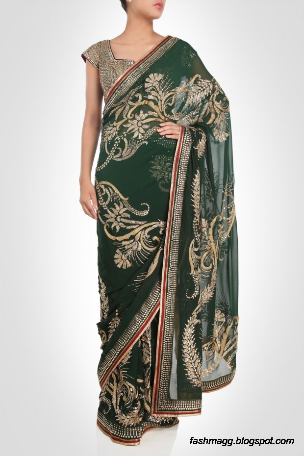 Beautiful-Elegent-New-Indian-Silk-Embroidered-Saree-Design-2013-for-Girls-16