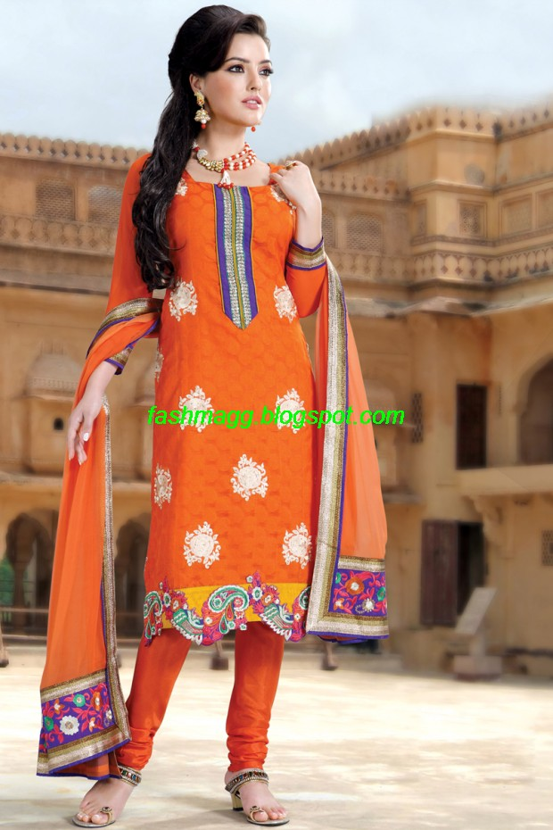 Bridal-Wedding-Party-Waer-Salwar-Kameez-Design-Indian-Pakistani-Latest-Fashionable-Dress-2