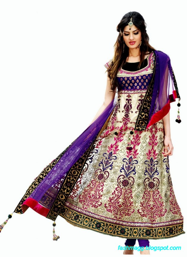 Indian-Anarkali-Frocks-Dresses-2013-Glamorous-Anarkali-Suit-New-Fashionable-Clothes-1