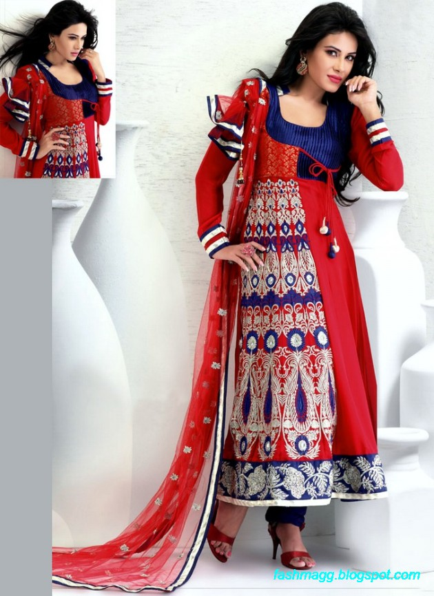 Indian-Anarkali-Frocks-Dresses-2013-Glamorous-Anarkali-Suit-New-Fashionable-Clothes-