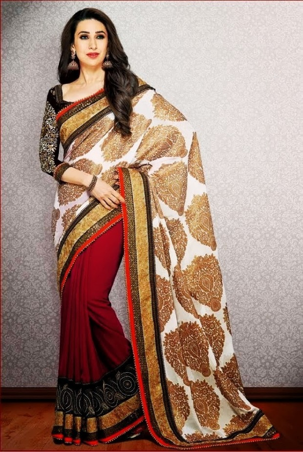 Karishma-Kapoor-Bollywood-Celebrity-Saree-Collection-2013-Indian-Sari-Designs-Online-Stores-1
