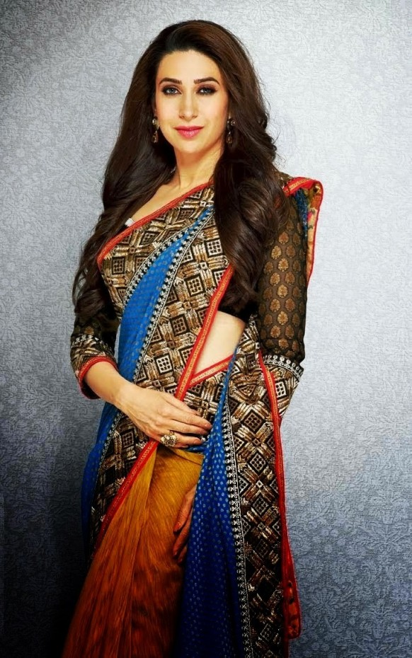 Karishma-Kapoor-Bollywood-Celebrity-Saree-Collection-2013-Indian-Sari-Designs-Online-Stores-14
