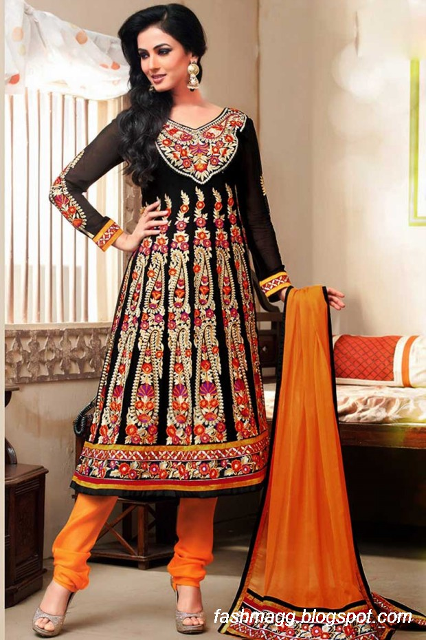 Anarkali-Fancy-Embroidery-Frock-Wedding-Brides-Dress-Design-Latest-Fashion-for-Girls-Women-1