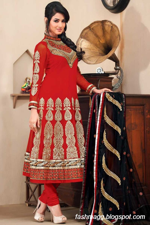 Anarkali-Fancy-Embroidery-Frock-Wedding-Brides-Dress-Design-Latest-Fashion-for-Girls-Women-4
