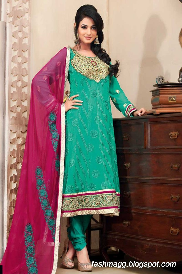 Anarkali-Fancy-Embroidery-Frock-Wedding-Brides-Dress-Design-Latest-Fashion-for-Girls-Women-5