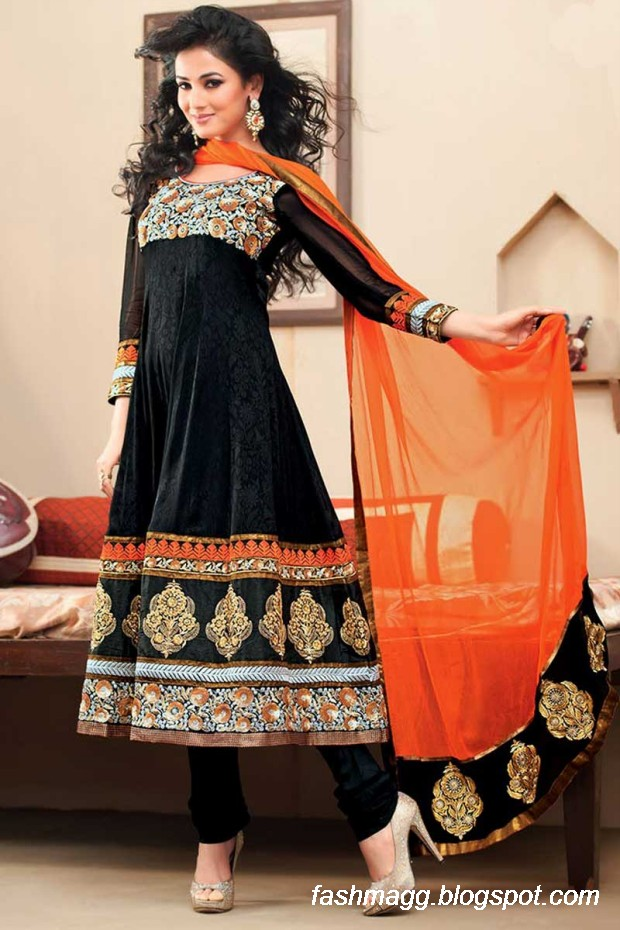 Anarkali-Fancy-Embroidery-Frock-Wedding-Brides-Dress-Design-Latest-Fashion-for-Girls-Women-6