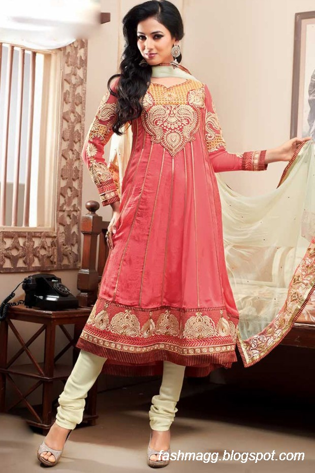 Fashion Amp Style Indian Latest Anarkali Wedding Frock