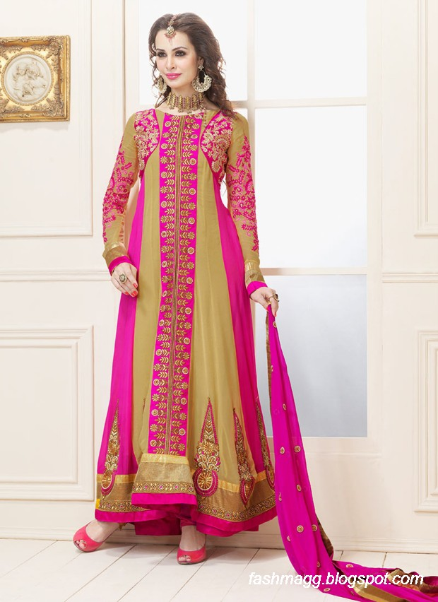 Anarkali-Umbrella-Wedding-Brides-Fancy-Party-Wear-Frocks-2013-Latest-Fashionable-Clothes-14