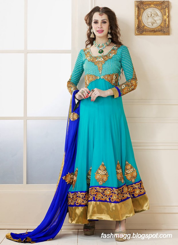 Anarkali-Umbrella-Wedding-Brides-Fancy-Party-Wear-Frocks-2013-Latest-Fashionable-Clothes-16