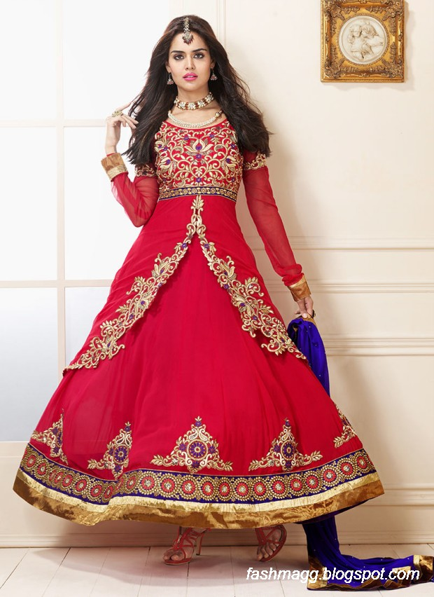 Anarkali-Umbrella-Wedding-Brides-Fancy-Party-Wear-Frocks-2013-Latest-Fashionable-Clothes-17
