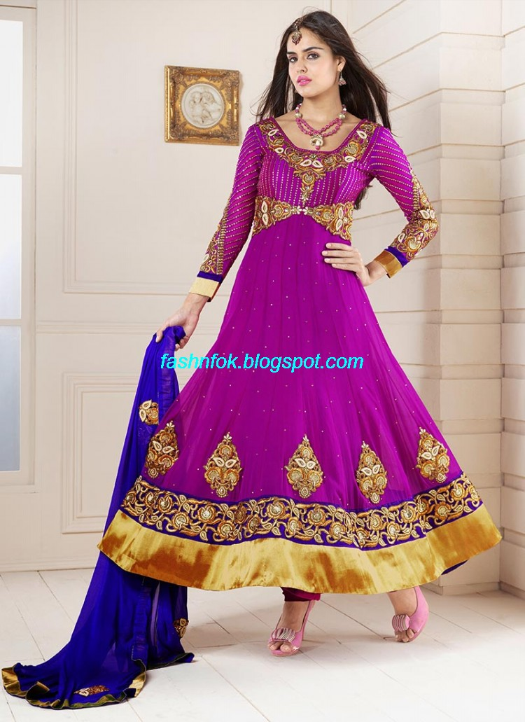 Anarkali-Umbrella-Wedding-Brides-Fancy-Party-Wear-Frocks-2013-Latest-Fashionable-Clothes-6