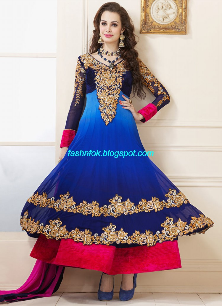Anarkali-Umbrella-Wedding-Brides-Fancy-Party-Wear-Frocks-2013-Latest-Fashionable-Clothes-7
