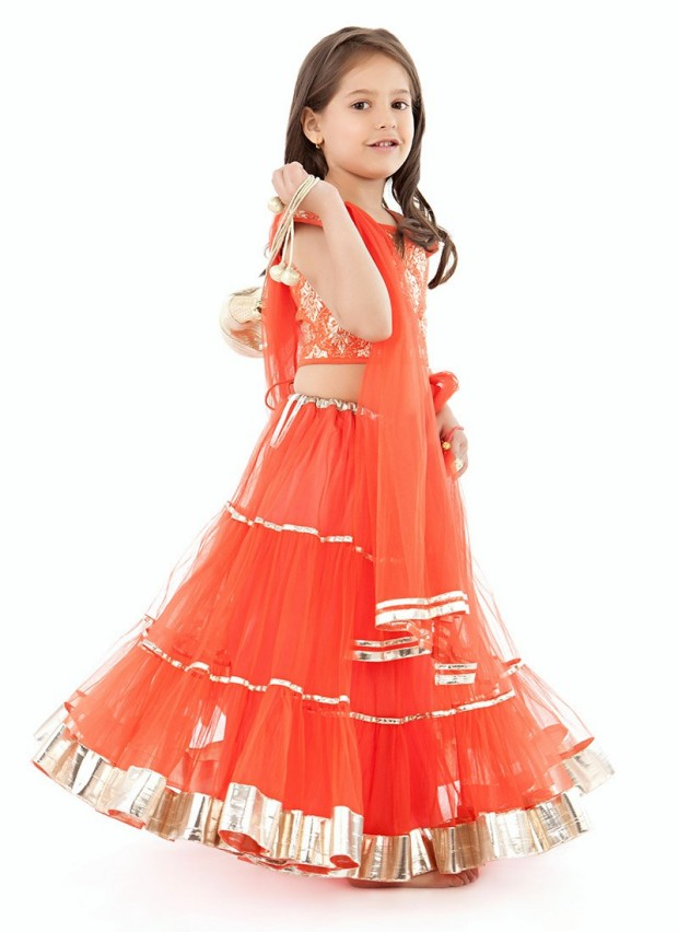 kids long frock designs