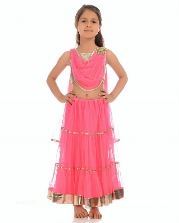 Latest Fashions Updated Kids Long Frock Designs