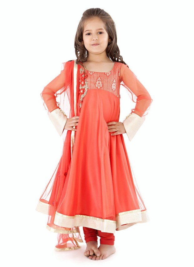 Indian-Child-Lehenga-Salwar-Kameez-Frock-and-Kurta-by-Kidology-Designer-Kidswear-Dresses-2013-5