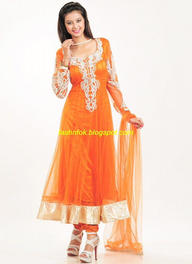 Amazing-Style-Anarkali-Fancy-Bridal-Frock-New-Fashion-Girls-Outfit-2014-15