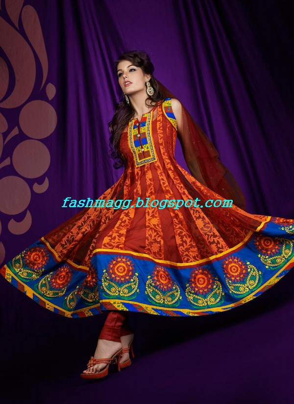 Anarkali-Formal-Party-Wear-Girls-Frock-New-Indian-Pakistani-Designer-Fashion-Dress-10
