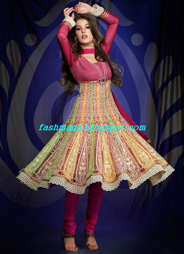 Anarkali-Formal-Party-Wear-Girls-Frock-New-Indian-Pakistani-Designer-Fashion-Dress-11