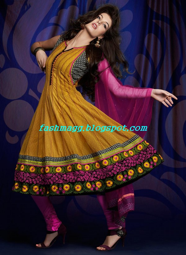 Anarkali-Formal-Party-Wear-Girls-Frock-New-Indian-Pakistani-Designer-Fashion-Dress-12