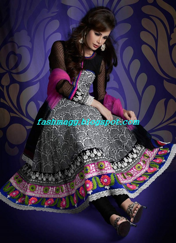 Anarkali-Formal-Party-Wear-Girls-Frock-New-Indian-Pakistani-Designer-Fashion-Dress-13