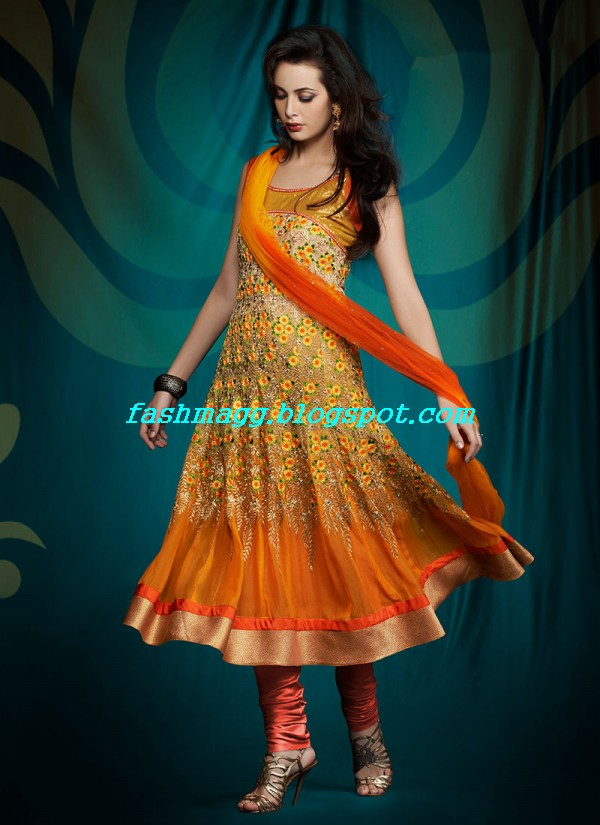 Anarkali-Formal-Party-Wear-Girls-Frock-New-Indian-Pakistani-Designer-Fashion-Dress-14