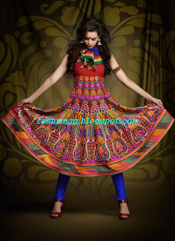 Anarkali-Formal-Party-Wear-Girls-Frock-New-Indian-Pakistani-Designer-Fashion-Dress-16