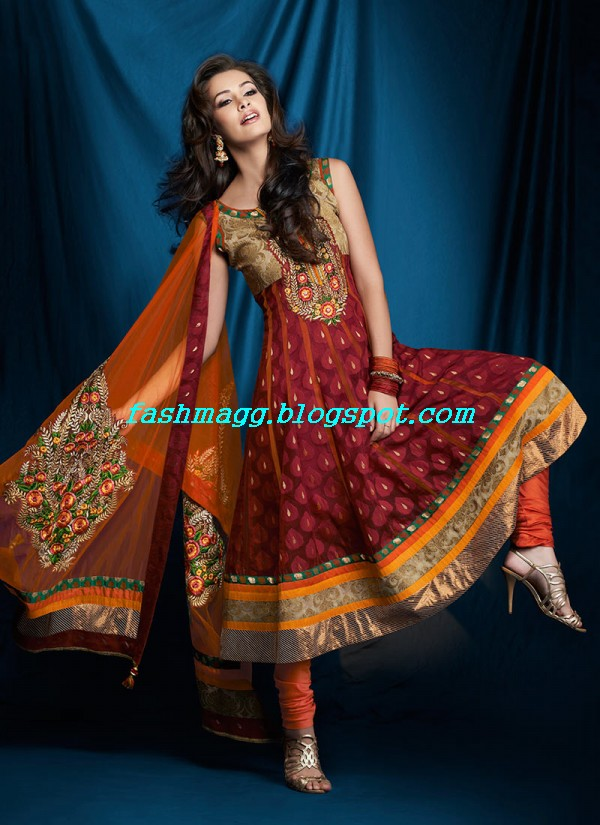 Anarkali-Formal-Party-Wear-Girls-Frock-New-Indian-Pakistani-Designer-Fashion-Dress-17