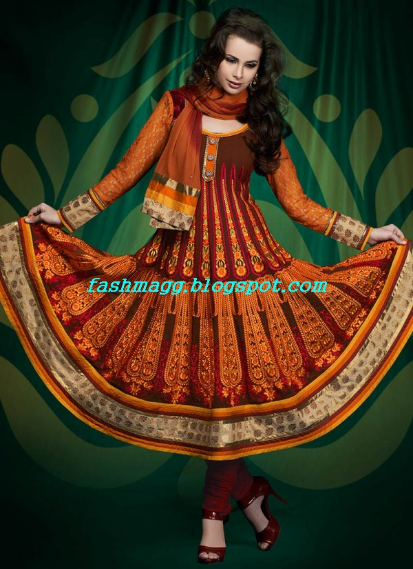 Anarkali-Formal-Party-Wear-Girls-Frock-New-Indian-Pakistani-Designer-Fashion-Dress-3