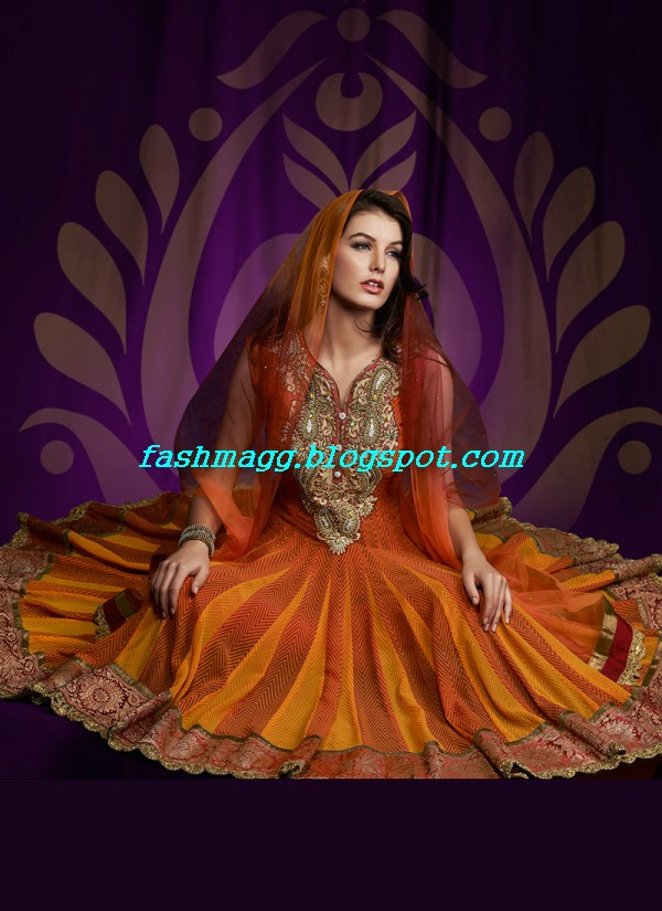 Anarkali-Formal-Party-Wear-Girls-Frock-New-Indian-Pakistani-Designer-Fashion-Dress-4