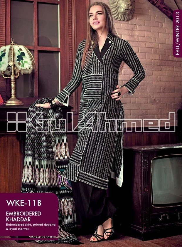 Beautiful-Cute-Girls-New-Fashion-Dress-Design-by-Gul-Ahmed-Fall-Winter-Collection-2013-14-20
