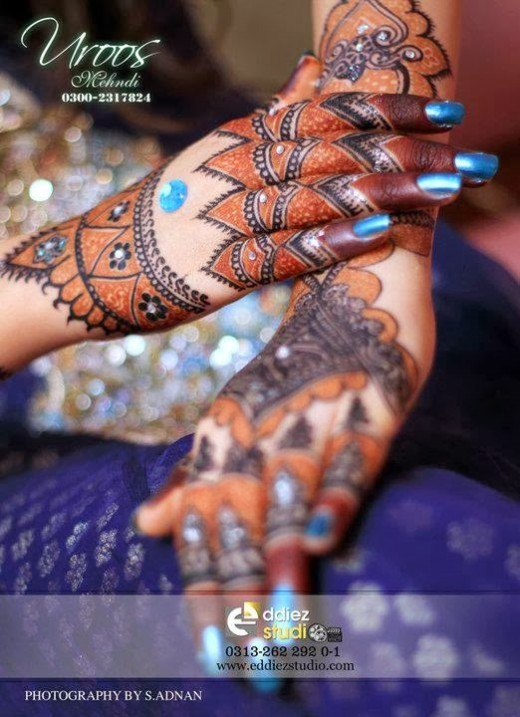 Beautiful-Eid-Mehndi-Designs For-Hand-Feet-Arabic-Henna-Mehndi-Designs-Bridal-Wedding-14
