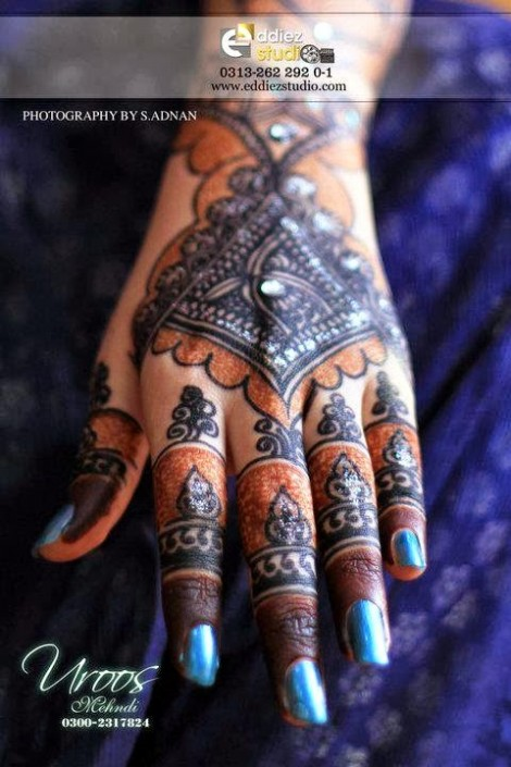Beautiful-Eid-Mehndi-Designs For-Hand-Feet-Arabic-Henna-Mehndi-Designs-Bridal-Wedding-16