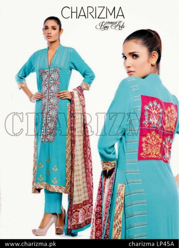 Beautiful-Girls-Wear-Stich-Embroidered-Clothes-New-Fashion-by-Charizma-Winter-Dress-2013-14-12