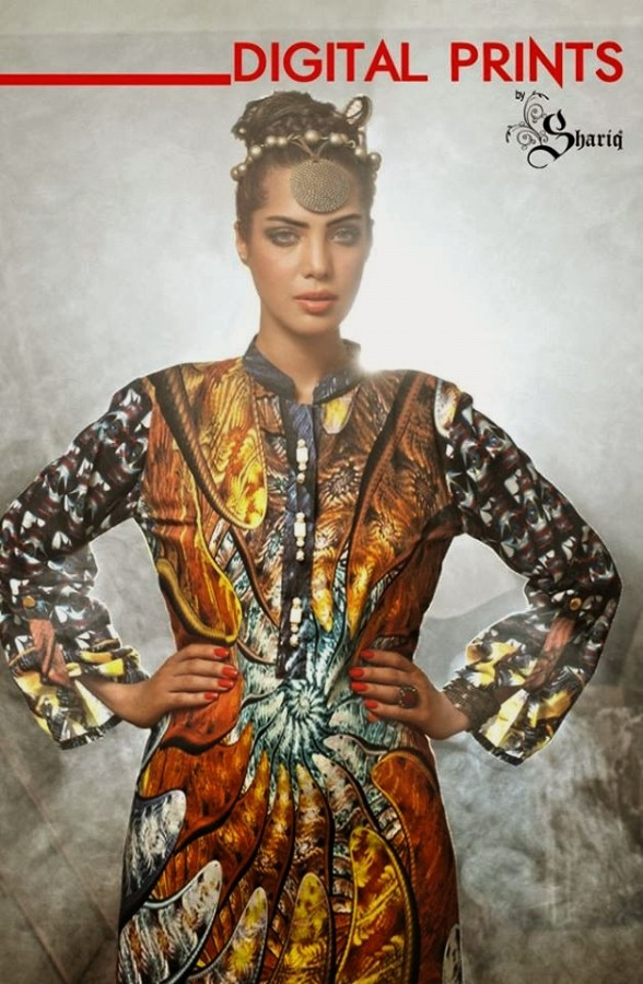 Digital-Prints-Lookbook-Winter-Fall-New-Fashion-Girls-Clothes-2013-14-by-Shariq-Textile-8