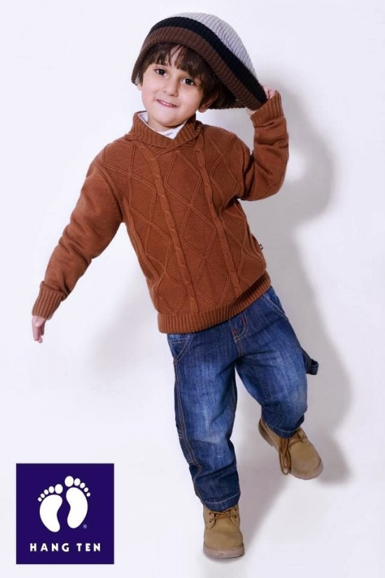 Kids-Baby-Baba-Beautiful-Fall-Winter-Wear-New-Clothes-2013-14-by-Hang-Ten-7