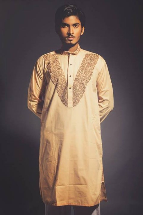 New-Look-Mens-Gents-Wear-Embriodered-Kurtas-Salwar-2013-14-By-Deepak-n-Fahad-6