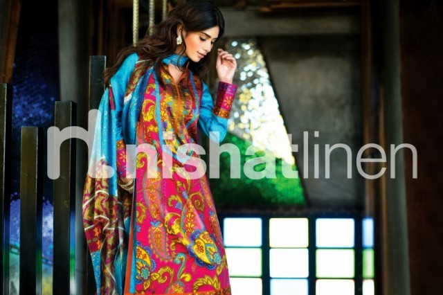 Nishat-Linen-Pret-Nisha-Winter-Fashion-Suits-Collection-2013-14-for-Girls-1