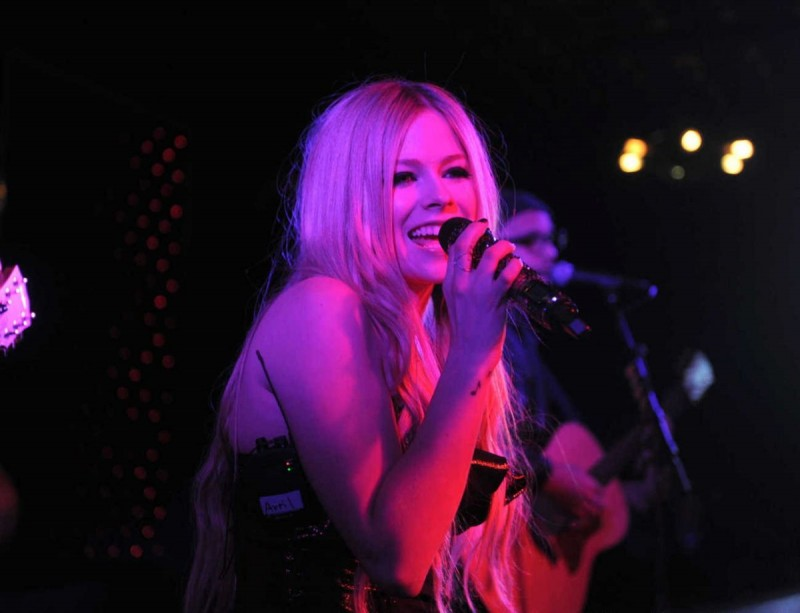Avril-Lavigne-at-Her-New-Album-Release-Party-in-Newyork-Pictures-Image-