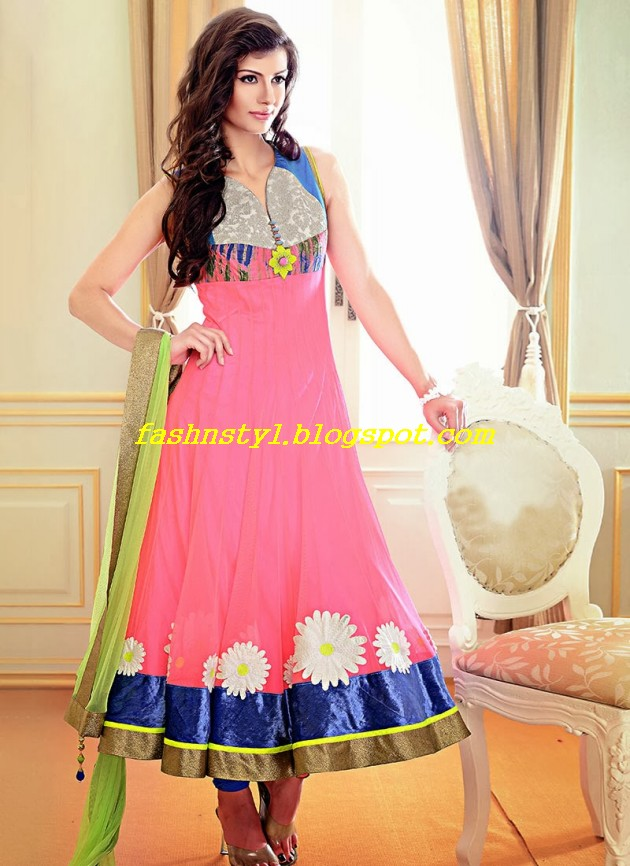 Beautiful-Gorgeous-Anarkali-Bridal-Wedding-Frock-New-Fashion-Trend-for-Cute-Girls-2013-14-10