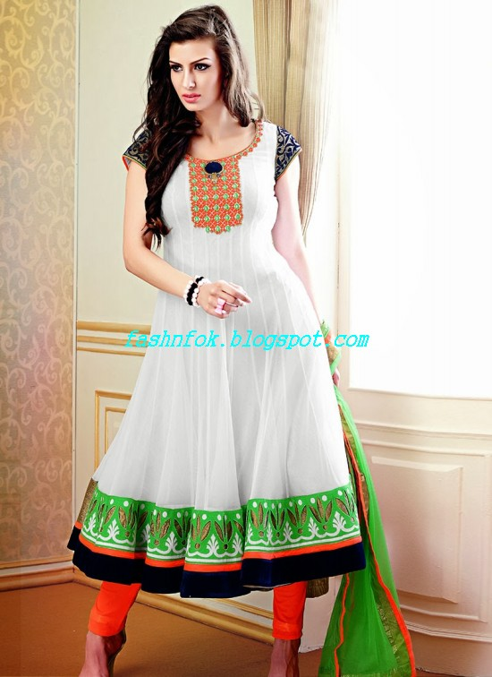 Beautiful-Gorgeous-Anarkali-Bridal-Wedding-Frock-New-Fashion-Trend-for-Cute-Girls-2013-14-15