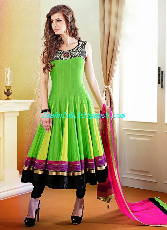 Beautiful-Gorgeous-Anarkali-Bridal-Wedding-Frock-New-Fashion-Trend-for-Cute-Girls-2013-14-18