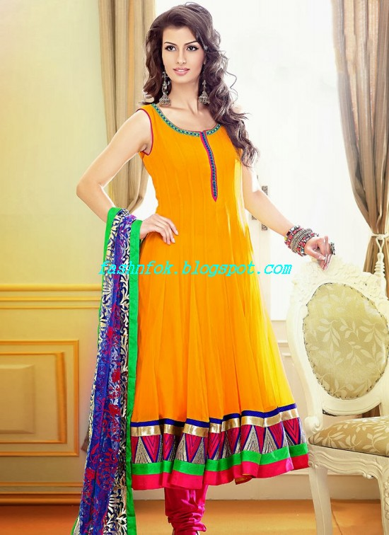 Beautiful-Gorgeous-Anarkali-Bridal-Wedding-Frock-New-Fashion-Trend-for-Cute-Girls-2013-14-20