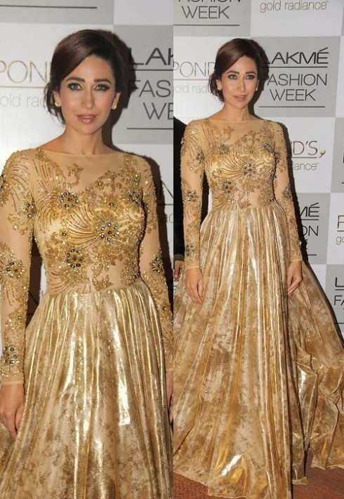 Bollywood-Fashion-Designer-Wear-Outfit-Karishma-Kapoor-New-Amazing-Look-10
