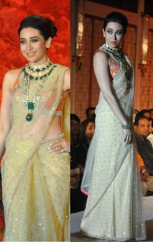 Bollywood-Fashion-Designer-Wear-Outfit-Karishma-Kapoor-New-Amazing-Look-11