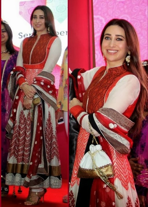 Bollywood-Fashion-Designer-Wear-Outfit-Karishma-Kapoor-New-Amazing-Look-2