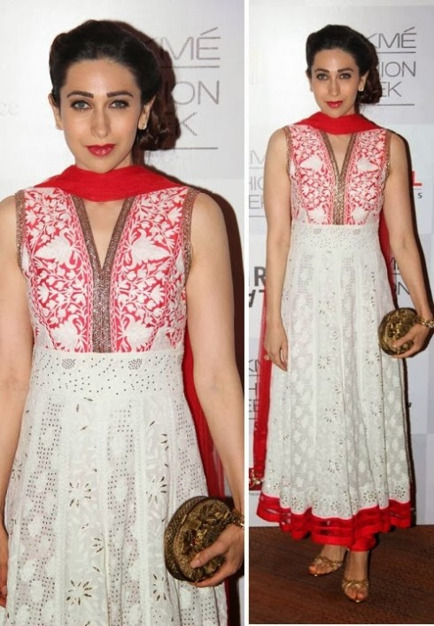 Bollywood-Fashion-Designer-Wear-Outfit-Karishma-Kapoor-New-Amazing-Look-5