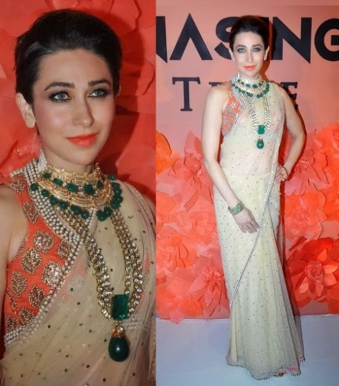 Bollywood-Fashion-Designer-Wear-Outfit-Karishma-Kapoor-New-Amazing-Look-8