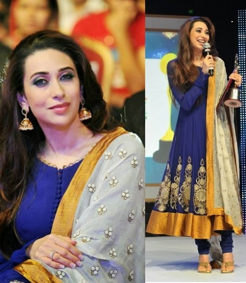 Bollywood-Fashion-Designer-Wear-Outfit-Karishma-Kapoor-New-Amazing-Look-9