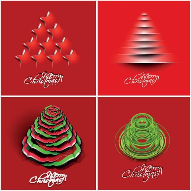 christmas card styles